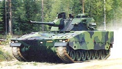 Strf 9040 IFV- Infantry Fighting Vehicle