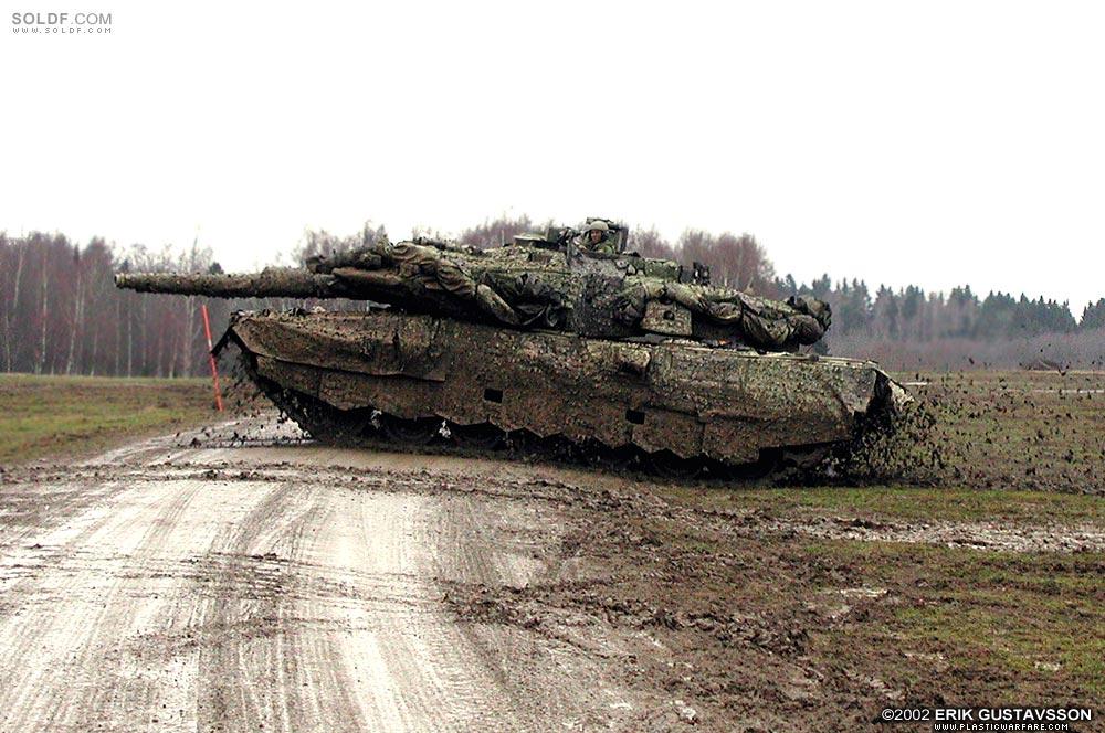leopard stridsvagn