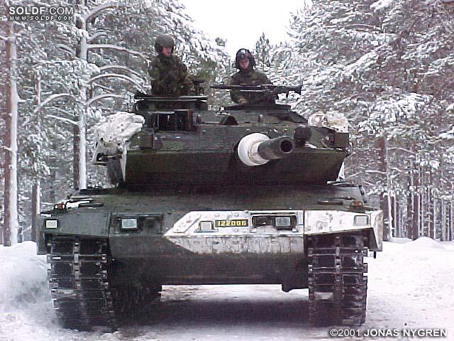 Stridsvagn 122 strv122