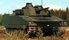 Strf 9030 IFV - Infantry Fighting Vehicle