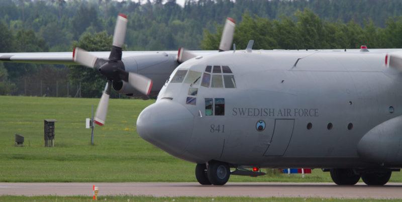 Transportflygplan 84