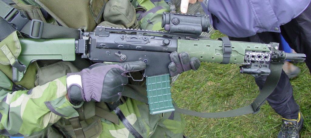 Prototypversion av Ak 5C