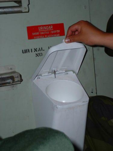 Urinoar TP 84