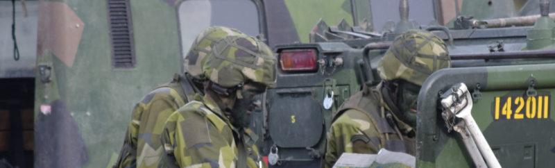 Soldater med Hjälm Foto: ©2018 Henrik Svensk
