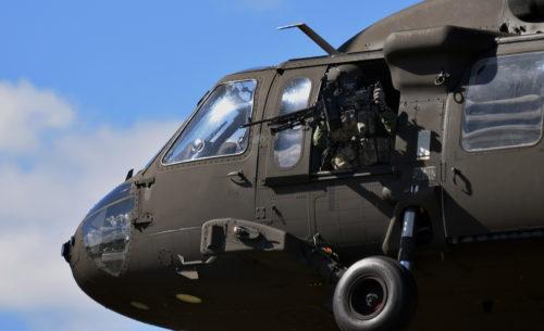 Dörrskytt med M240H