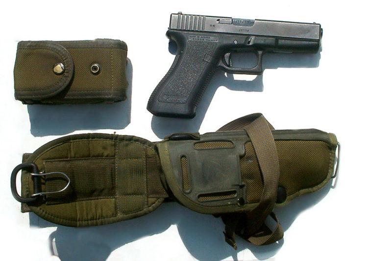 Pistol 88C med Bianchi UM92II