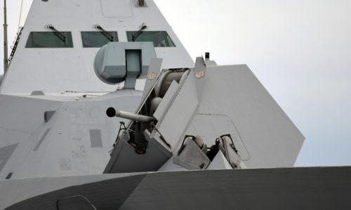 K31 HMS Visby Allmålskanon Foto: ©2017 Henrik Svensk