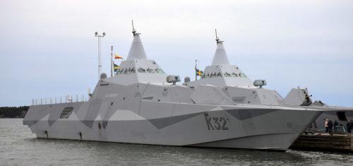 K32 HMS Helsingborg Foto:©2017 Henrik Svensk