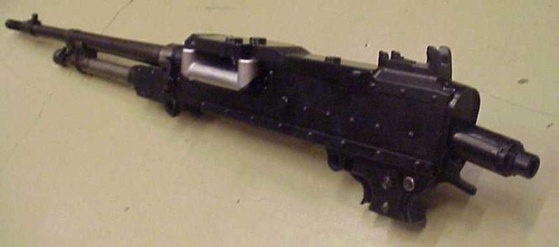 Kulspruta 58C Strf