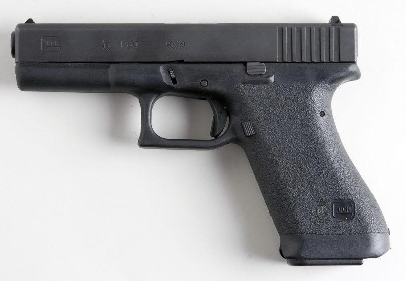 Glock 17 Gen. 1 - P80 Norge