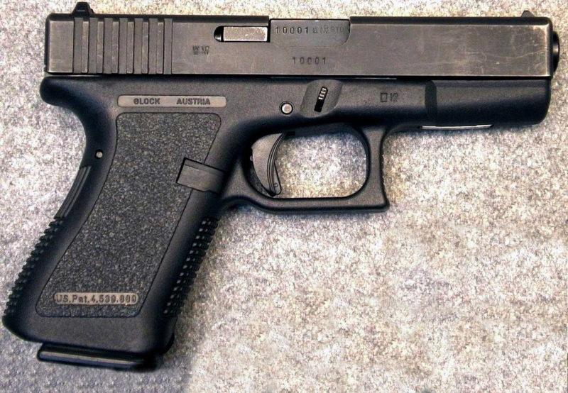 Pistol 88B - Glock 19