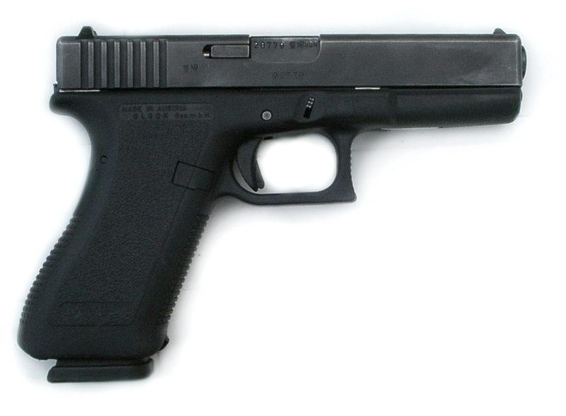 Pistol 88C - Glock 17 Gen. 2
