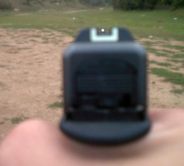 Sikte Pistol 88