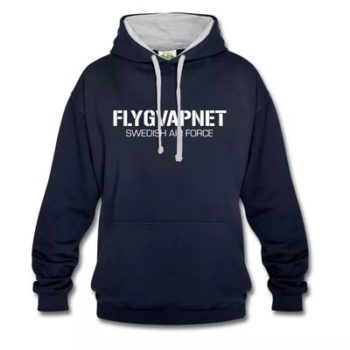 Flygvapnet - Swedish Air Force Hoodie SoldF.com