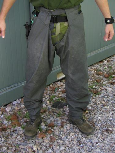 Regnställ 90 Foto: ©2002 Henrik Svensk