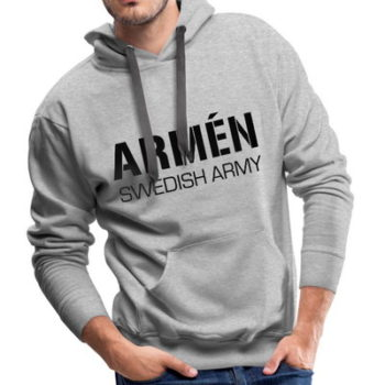 ARMÈN - Swedish Armed Forces Hoodie