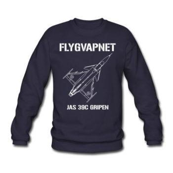 Tröja Flygvapnet - JAS 39C Gripen
