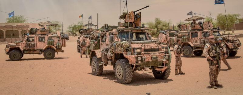 Terrängbil 16 i Mali
