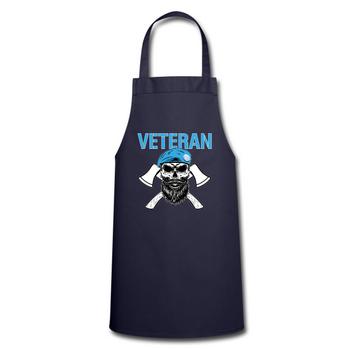 Förkläde Veteran Dödskalle